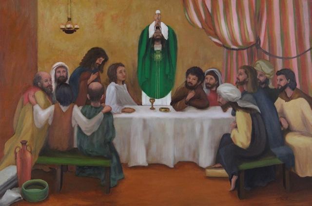 La Primera Misa